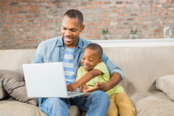 Happy Father's Day: Scholarships for Dads