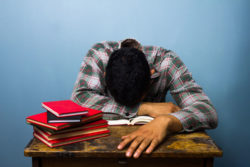 How to Not Fall Asleep while Reading Your Textbooks