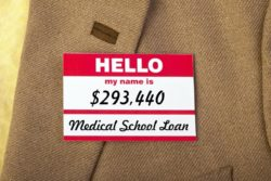 Four Ways to Cure Medical Student Loan Debt