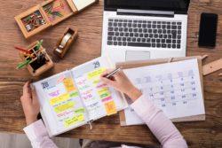 ¿Cómo llevar una agenda te puede cambiar la vida?